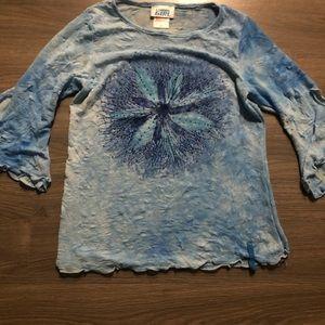 🤍2/30🤍 La Senza girl blue top!